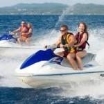 jet ski boat